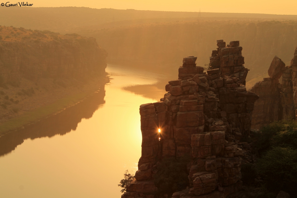 The Gandikota Bliss!