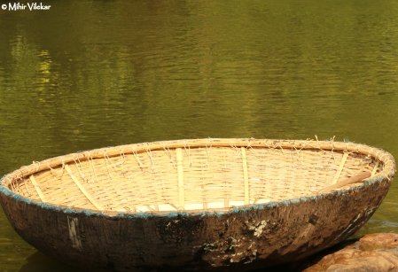 The coracle.