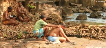 The Oil massage spree