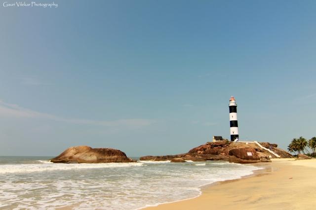 Lighthouse at Kapu
