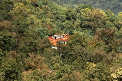 Mudhuvan tribe settlement in the Valley