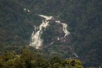 Idly Waterfalls seen from Nallamudi