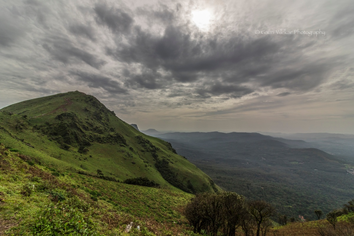 Exploring the other side of Chikmagalur.