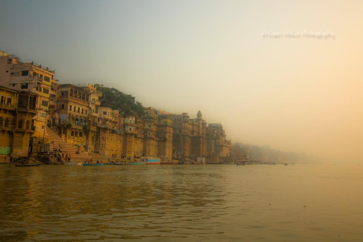 My odyssey through Banaras