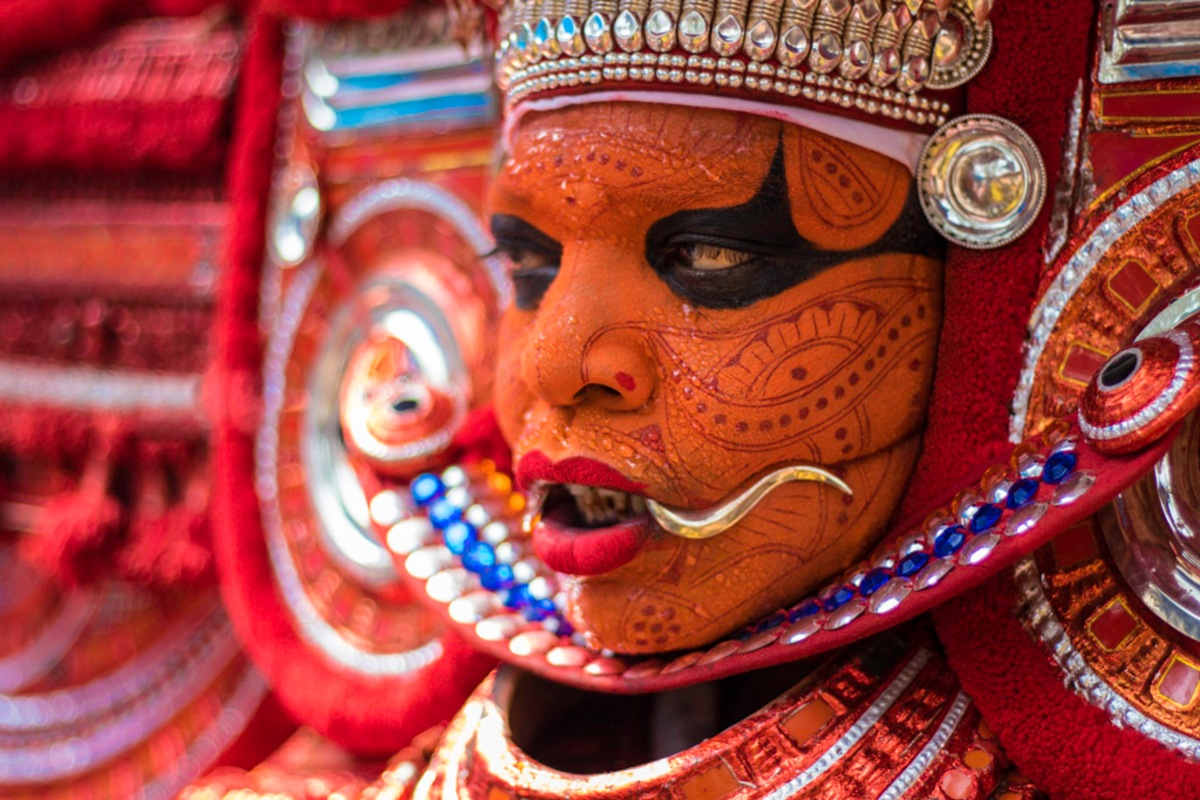 The prodigy of Muchilott Bhagavathi