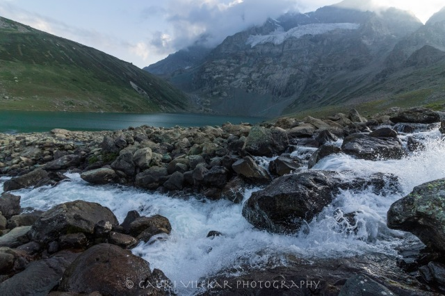 Nundkul lake waterfall-4962