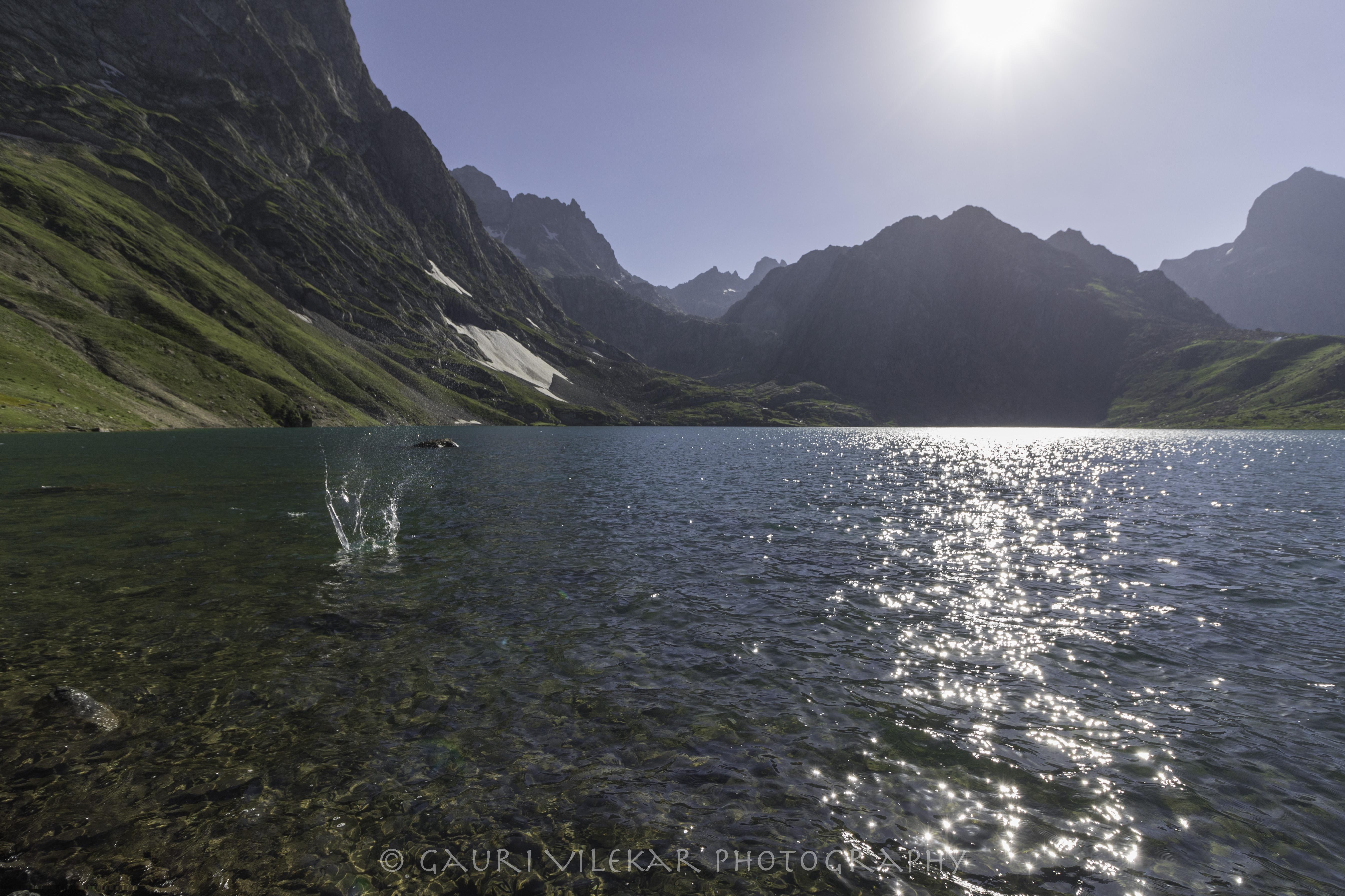 Vishansar lake -4740